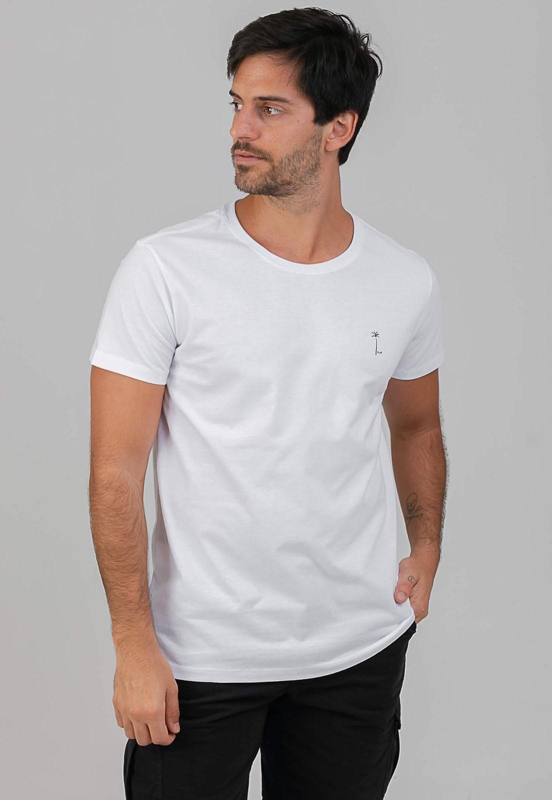 T-shirt Real Hapiness melty