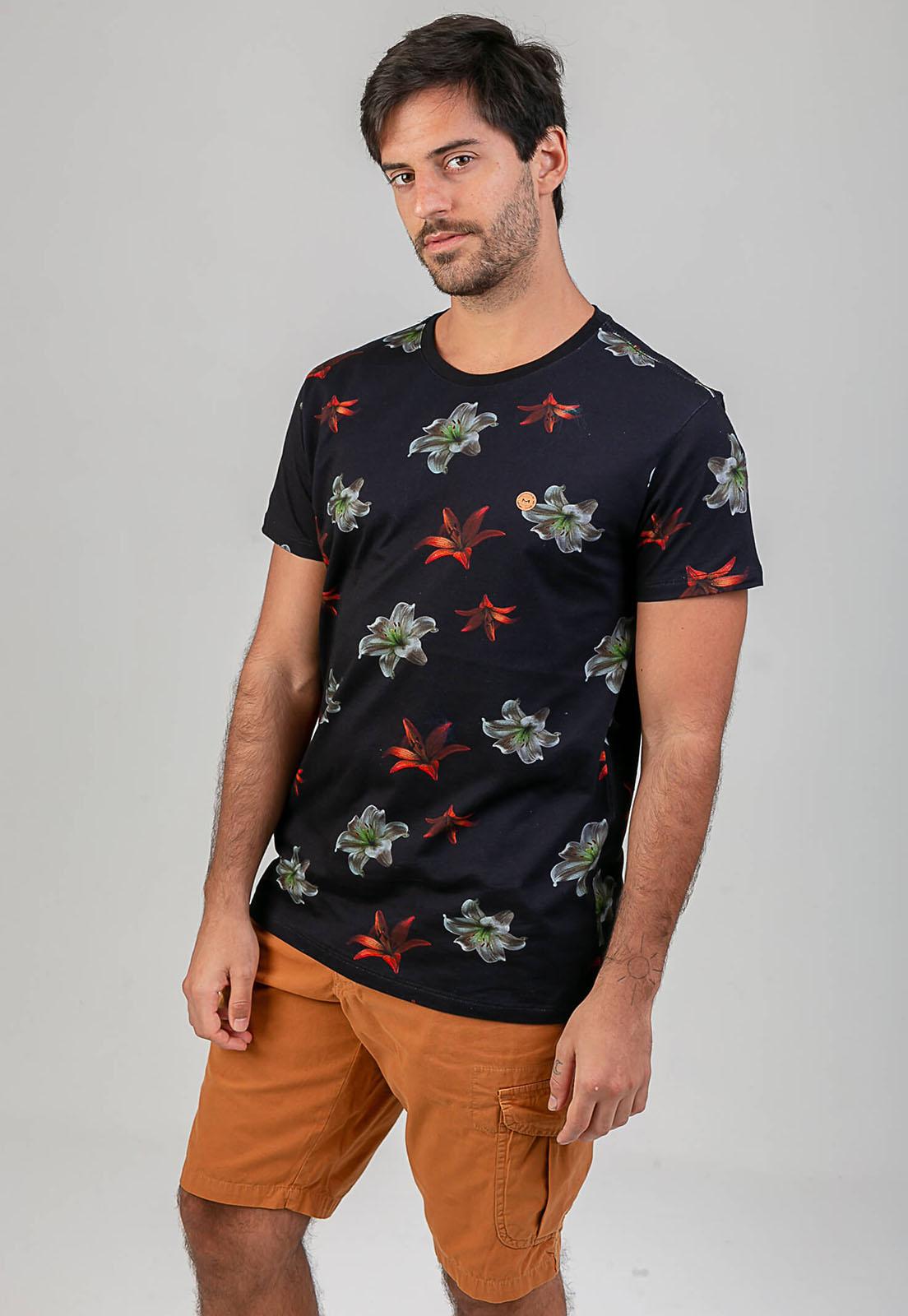 T-shirt Santa Mônica