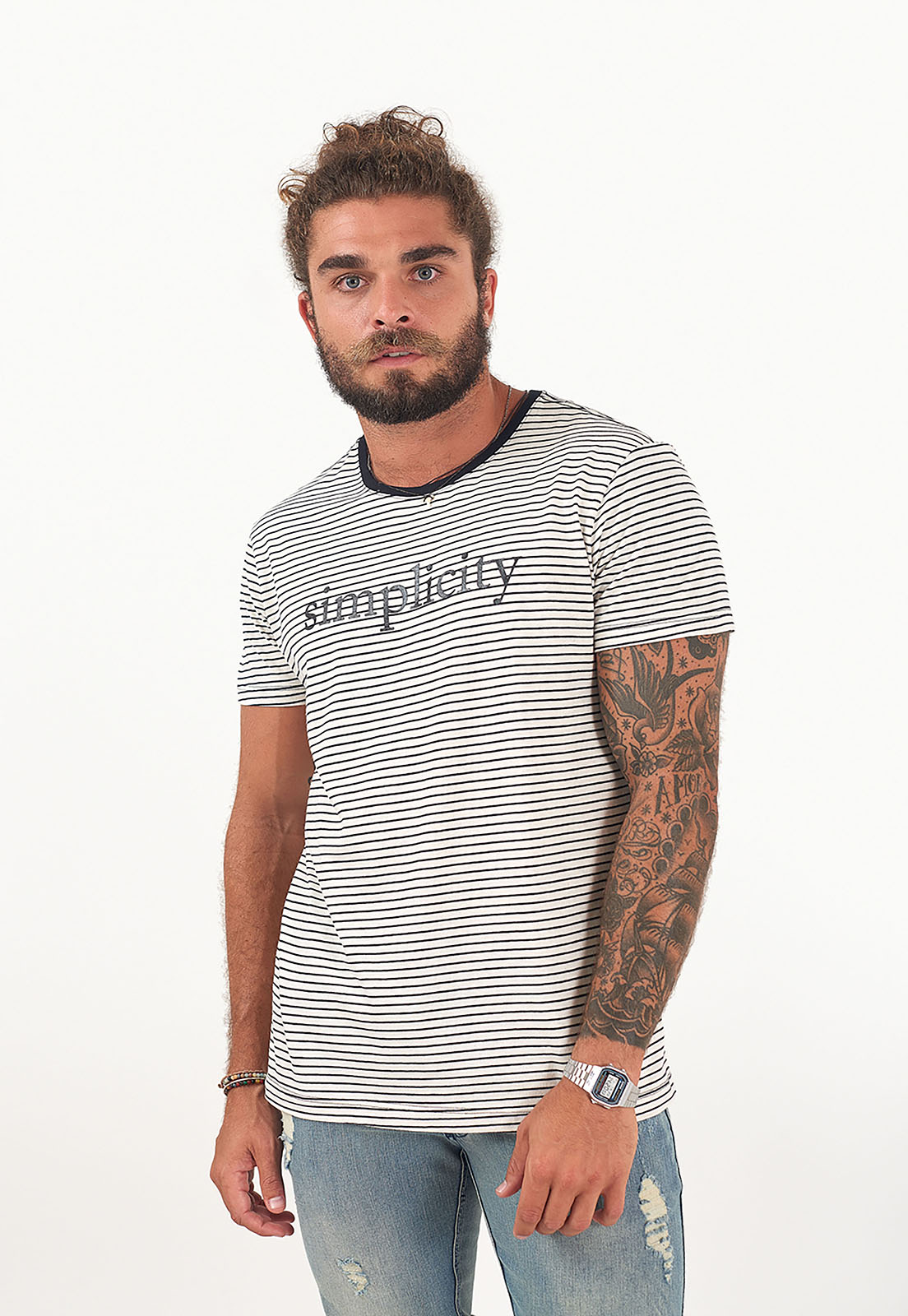 T-Shirt Simplicity melty  - melty surf & Co.