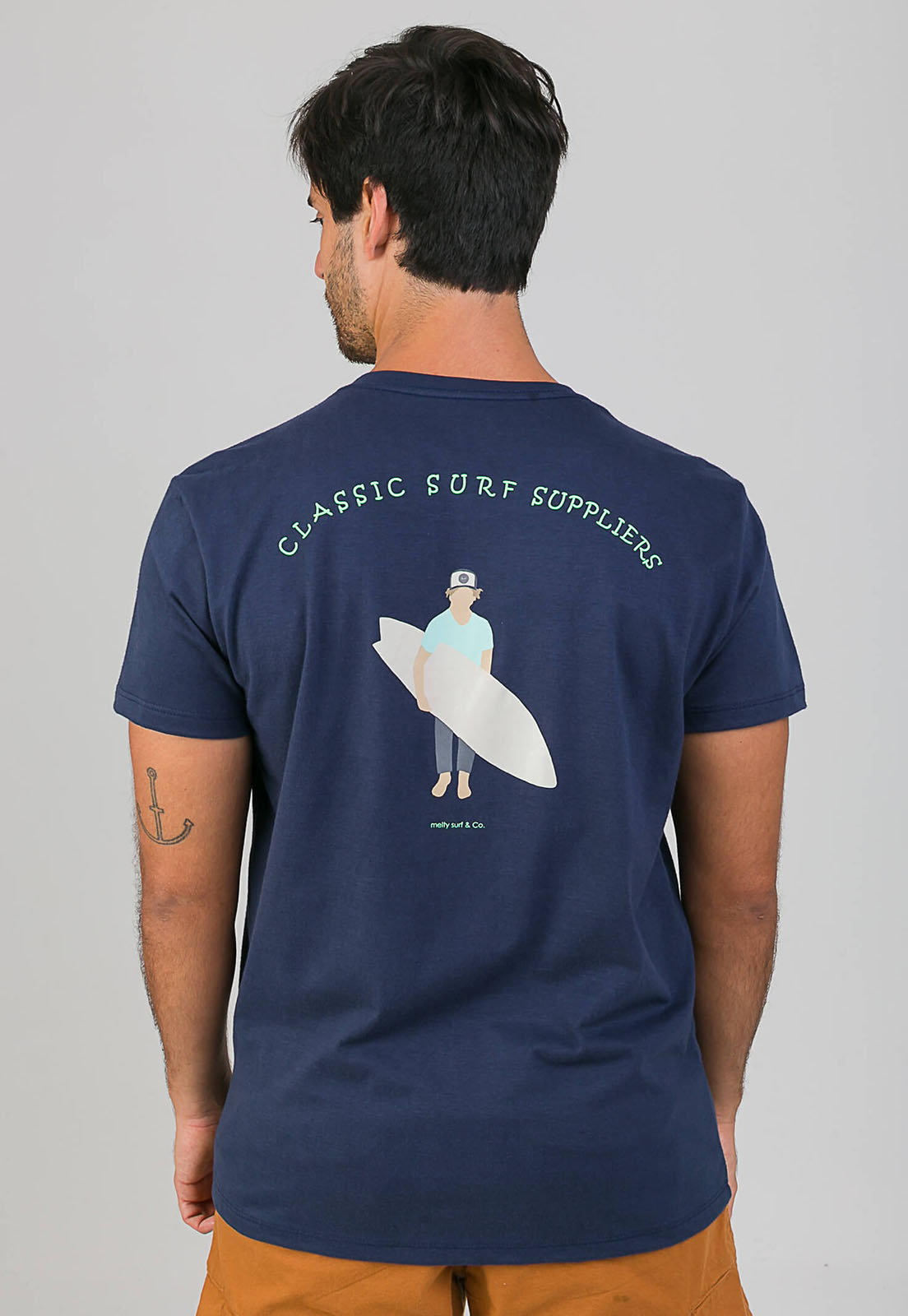 T-Shirt Surf Supplies melty