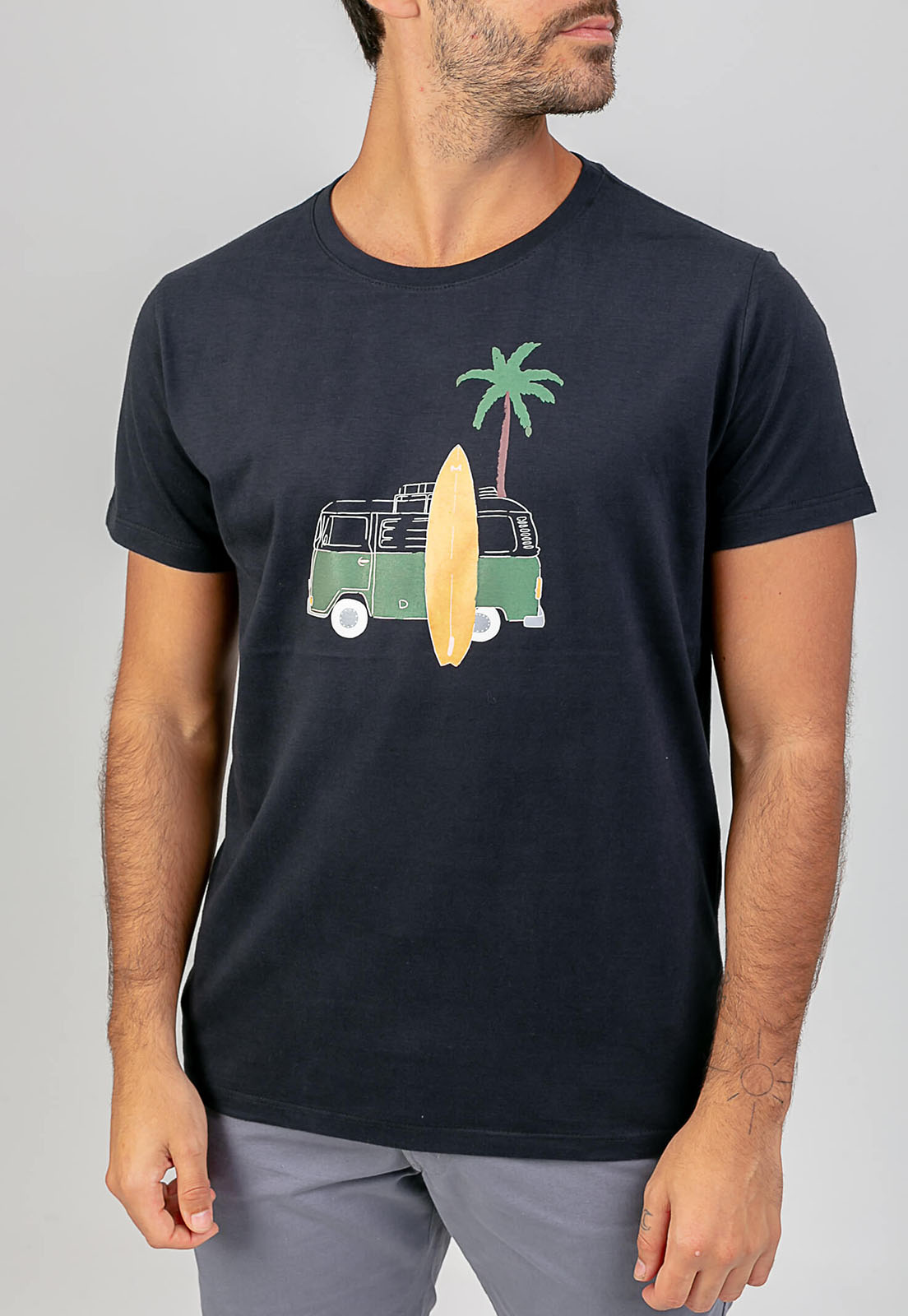 T-shirt Surf Trip melty  - melty surf & Co.