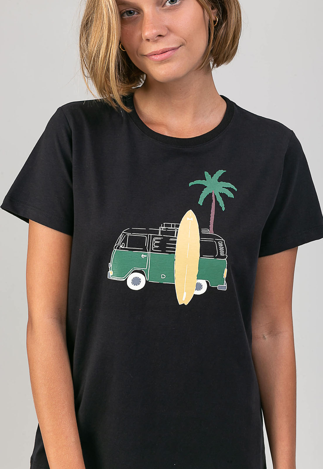 T-shirt Surf Trip melty