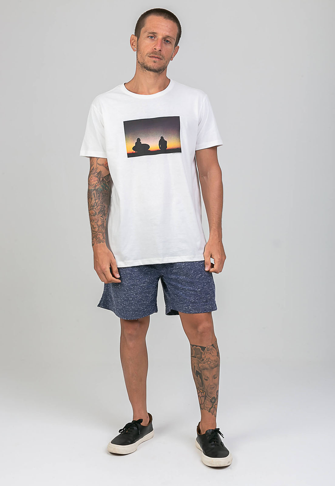 T-Shirt The Way melty  - melty surf & Co.