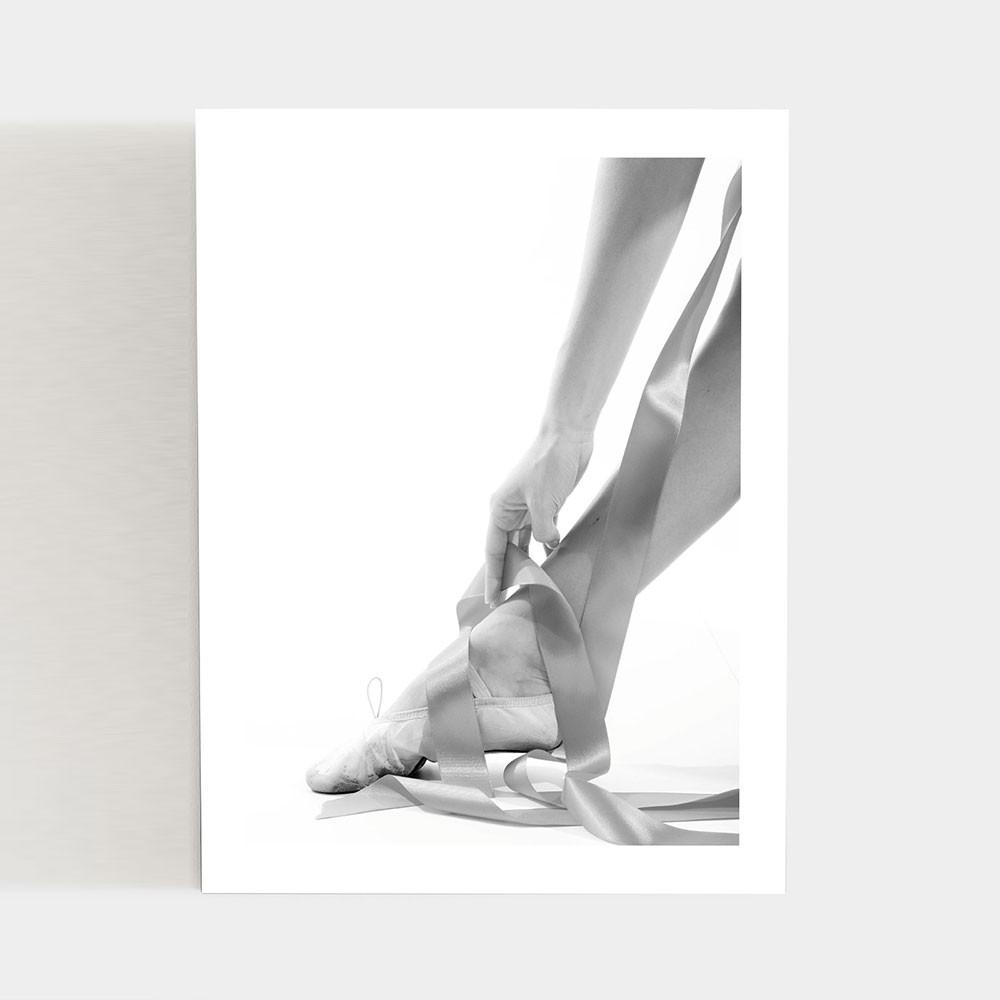 """Quadro Decorativo A3 """"Ballet"""" REF: QDR19-A3"""