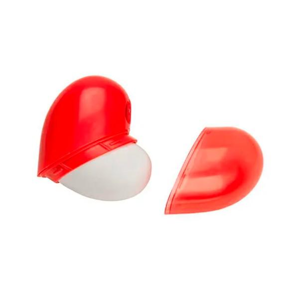 APONTADOR C/DEPÓSITO BORR.LOVE HEART