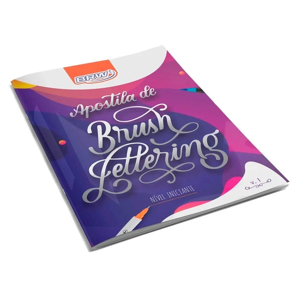 Apostila de Lettering BRW