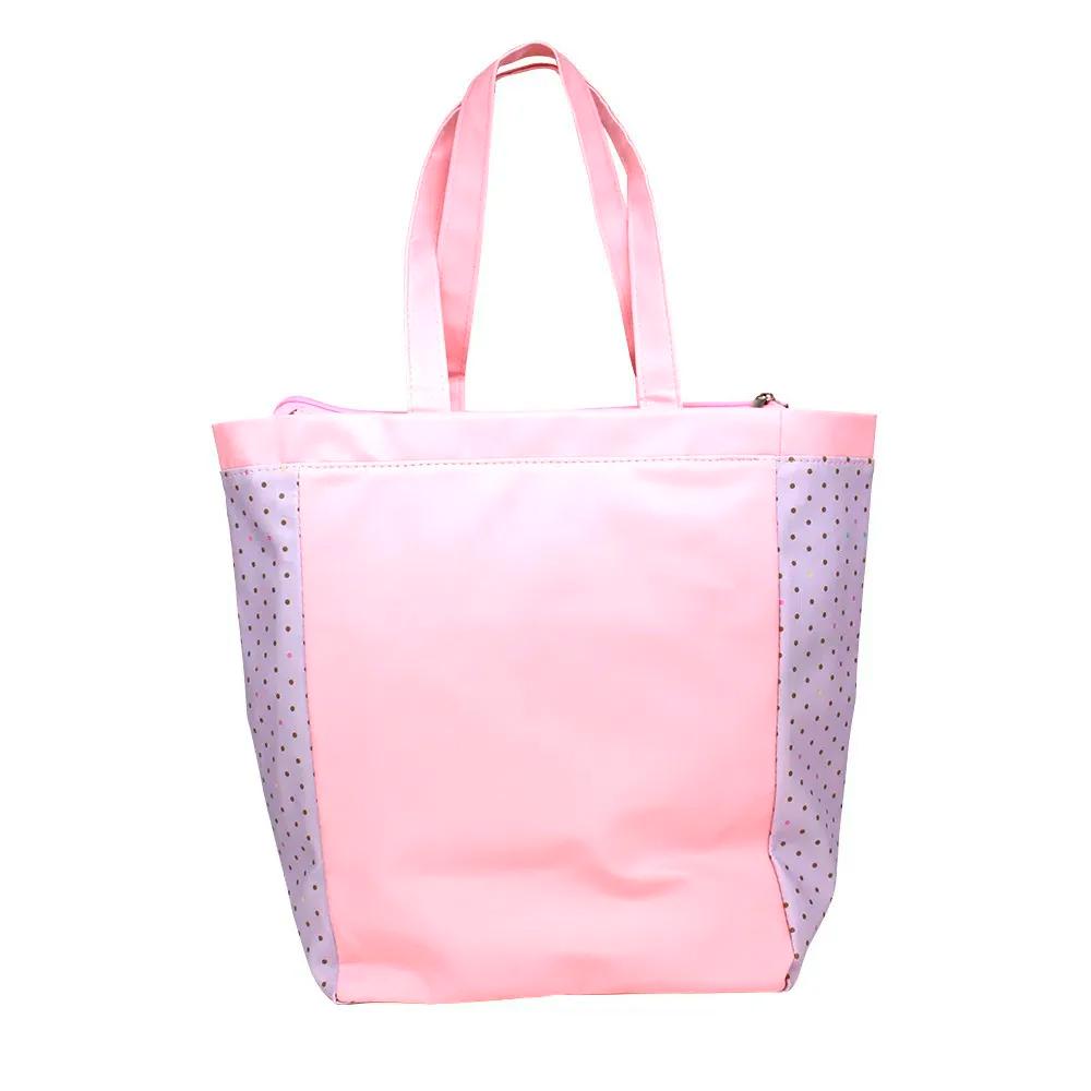 Bolsa Shopping Bag Color Listras - ZONA CRIATIVA