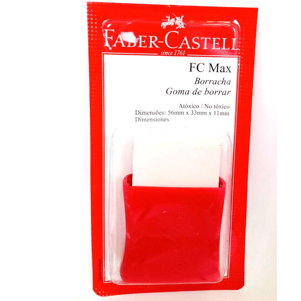 Borracha Branca Grande FABER CASTELL  Eco Fc Max