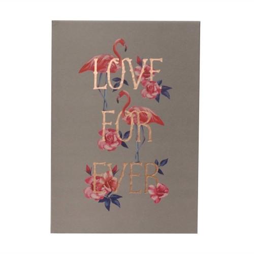 CADERNO DE ANOTAÇÃO A5 - LOVE FOR EVER