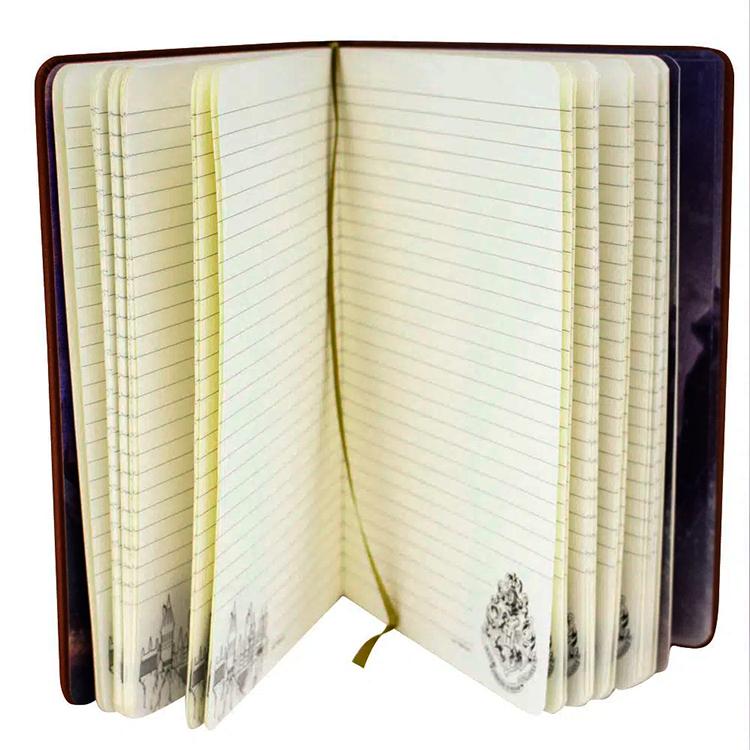 Caderno de Anotações Hogwarts Harry Potter - ZONA CRIATIVA