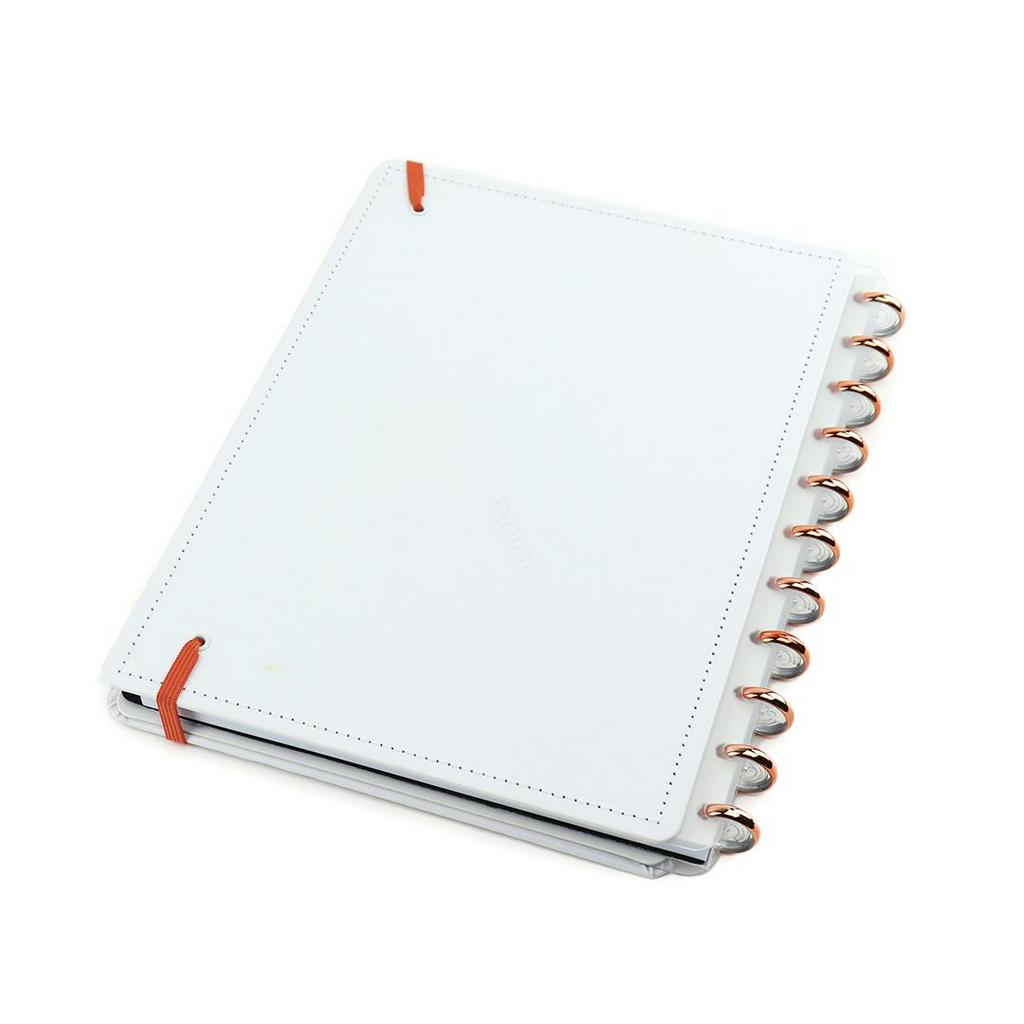 Caderno Inteligente All White