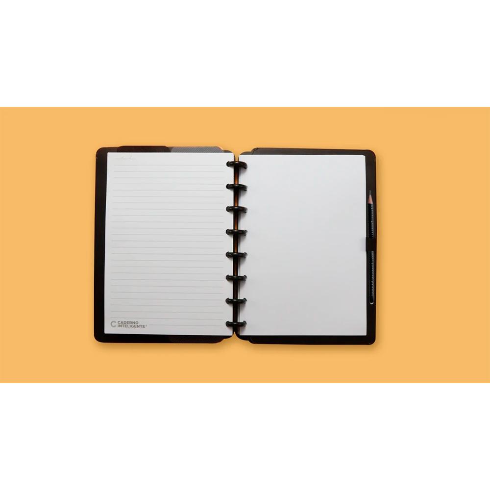 Caderno Inteligente Basic Black
