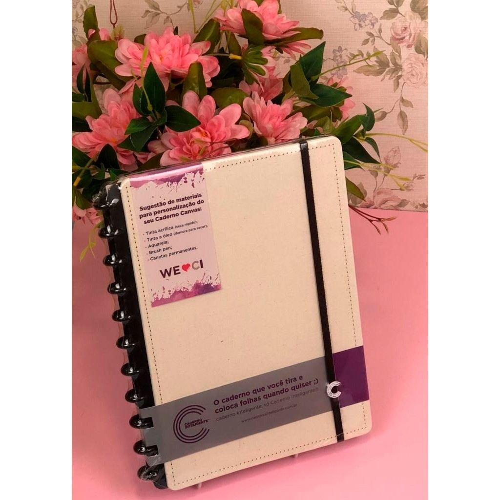 CADERNO INTELIGENTE CANVAS