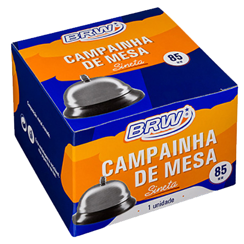 Campainha De Mesa Sineta  - BRW