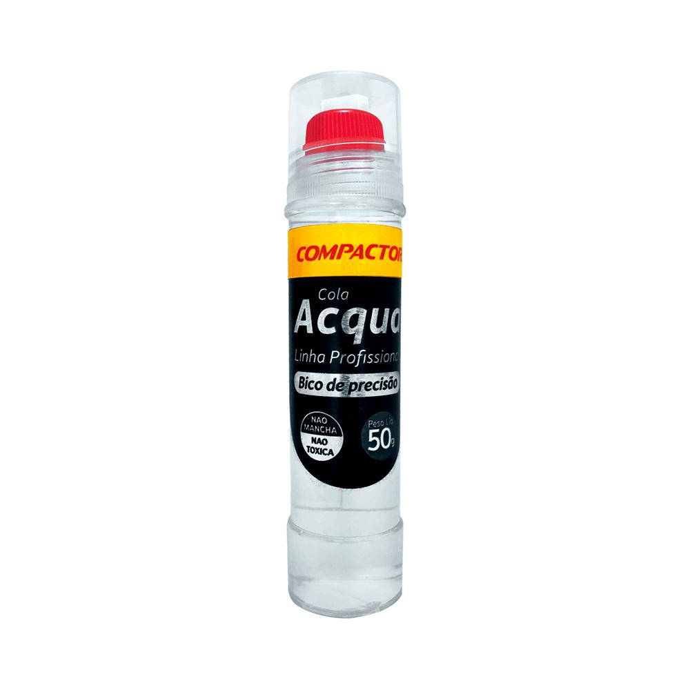 Cola Acqua Linha Profissional COMPACTOR – 50 g
