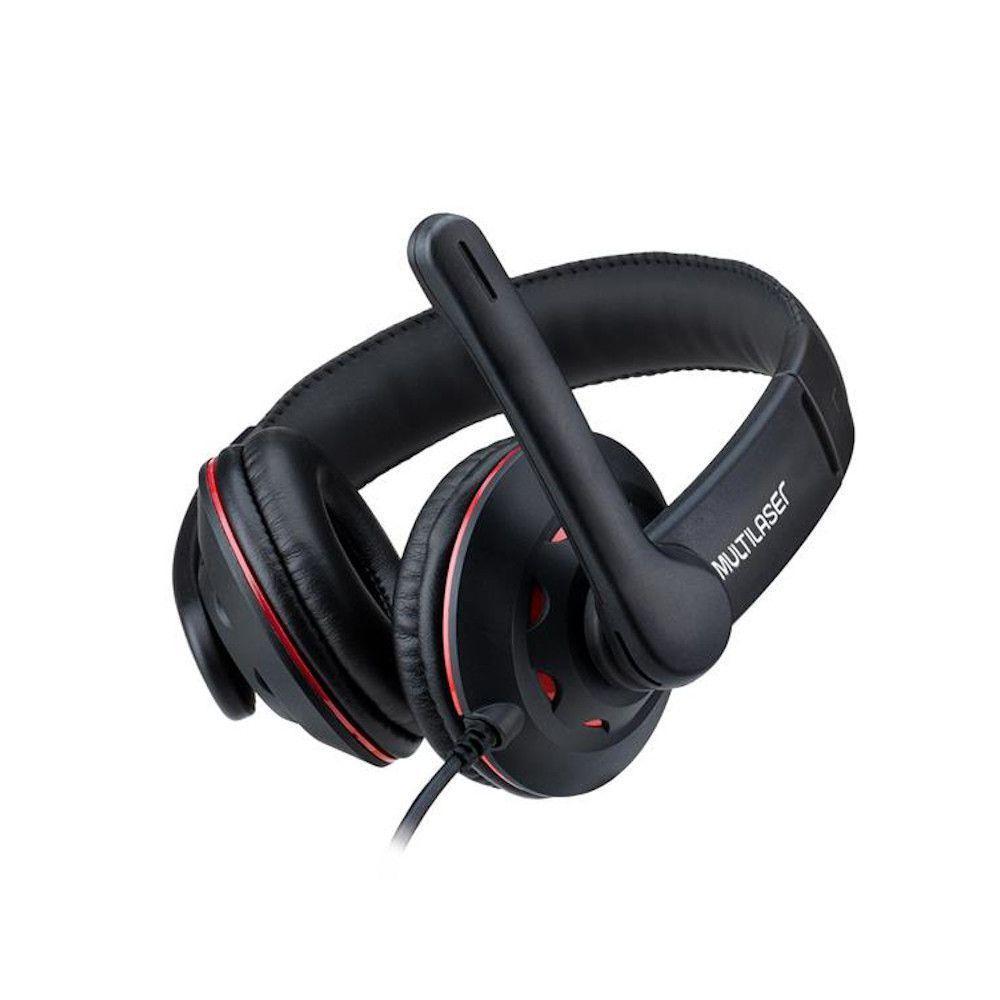 Headset Gamer MULTILASER PH335