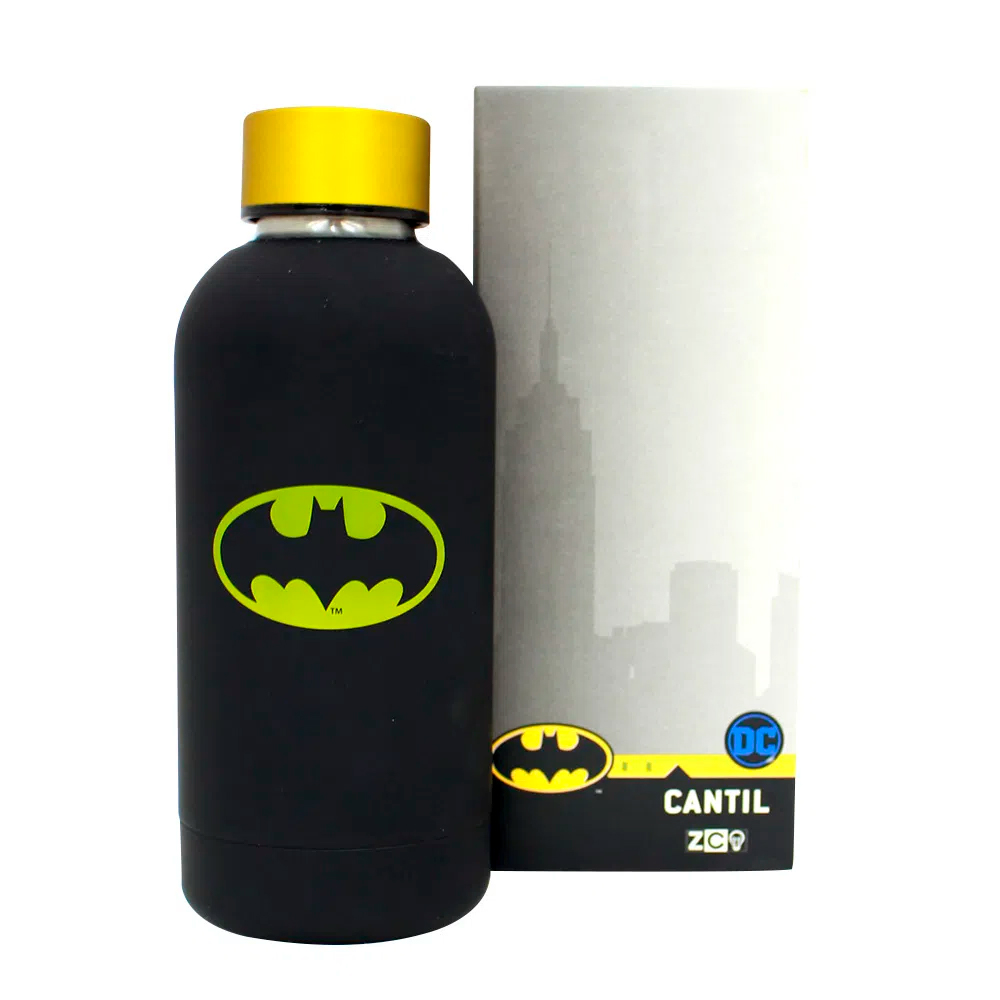 Mini Cantil Max Batman Símbolo - ZONA CRIATIVA