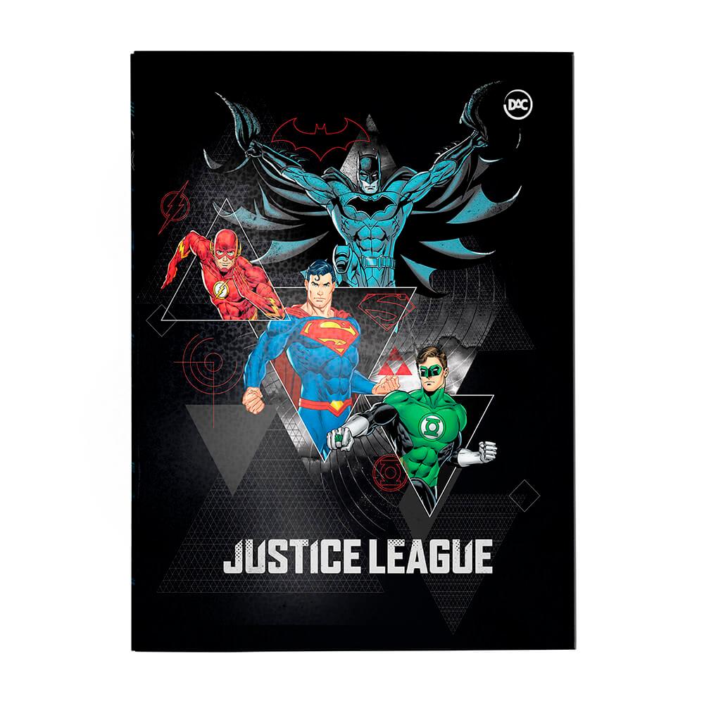 Pasta Catálogo s/ Lombo Liga da Justiça - DAV
