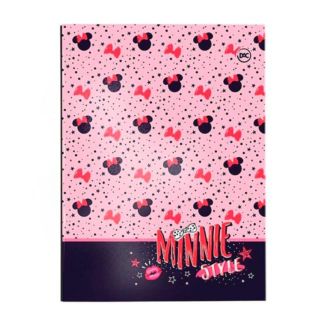Pasta Catálogo s/ Lombo Minnie Style   DAC