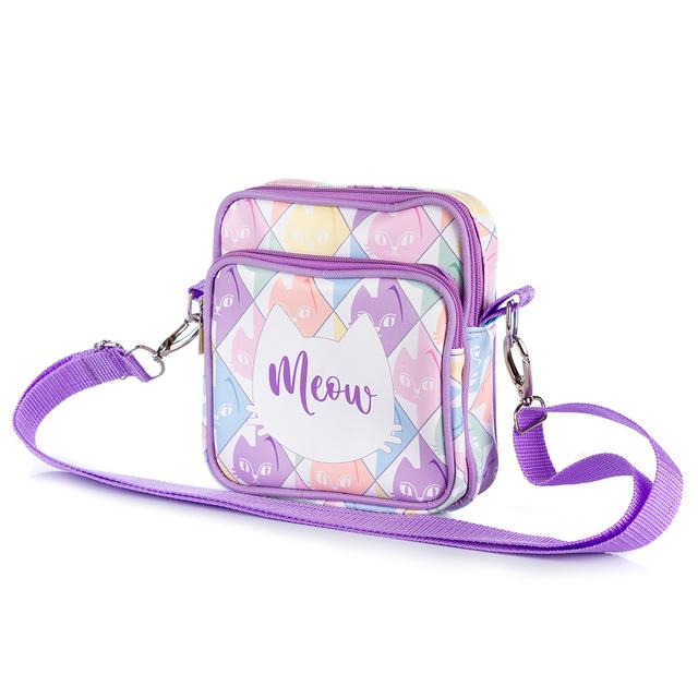 Shoulder Bag Média Candy Cat