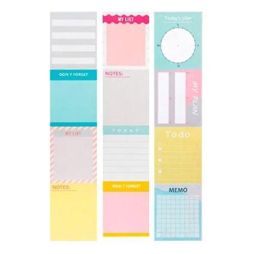 Washi Notes Remember - BRW