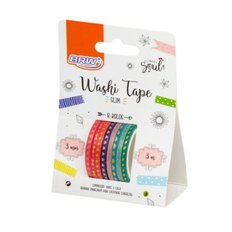 Washi tape Slim Hot Stamping - BRW