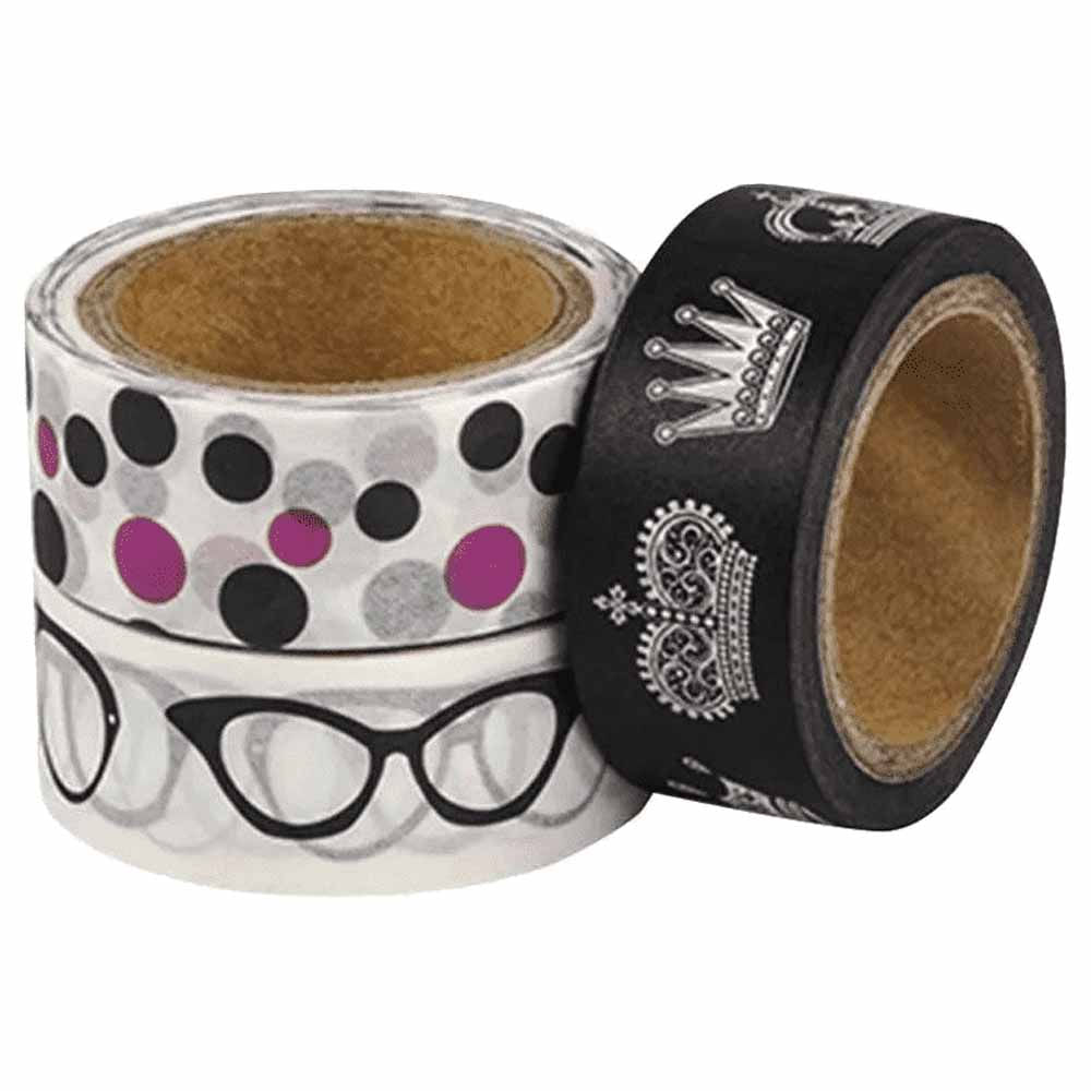 Washi tape Young 5 Unidades - BRW