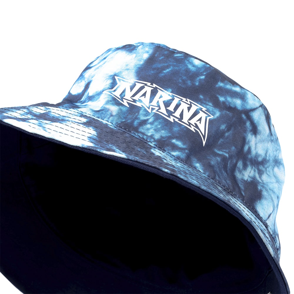 Bucket Dupla Face Marinho/tie Dye