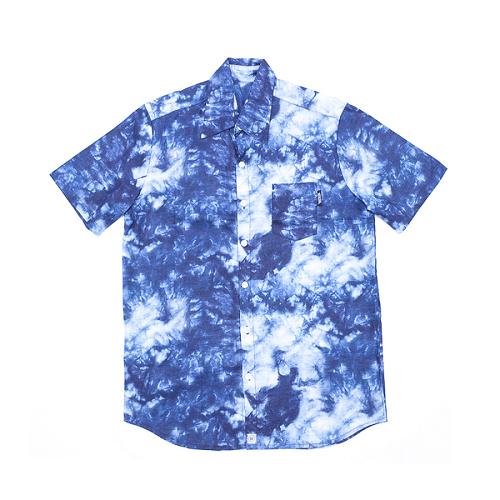 Camisa Botão Básica Tiedye M