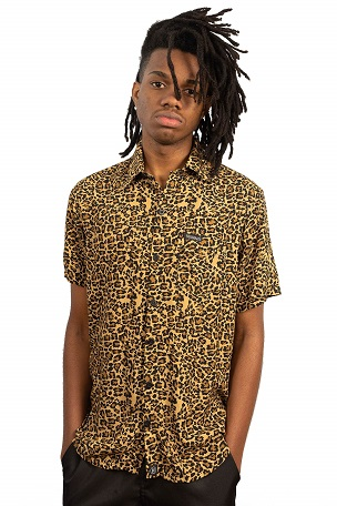 Camisa Viscose Jaguar
