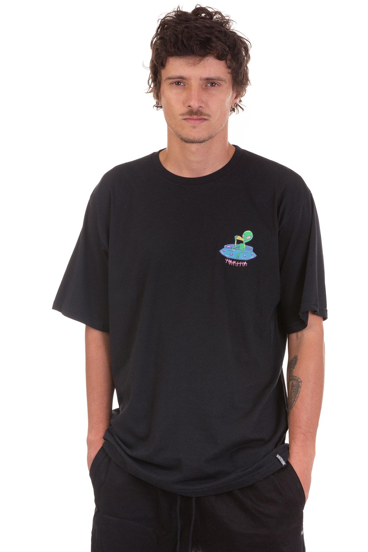 Camiseta Big Abdução Narina Skate