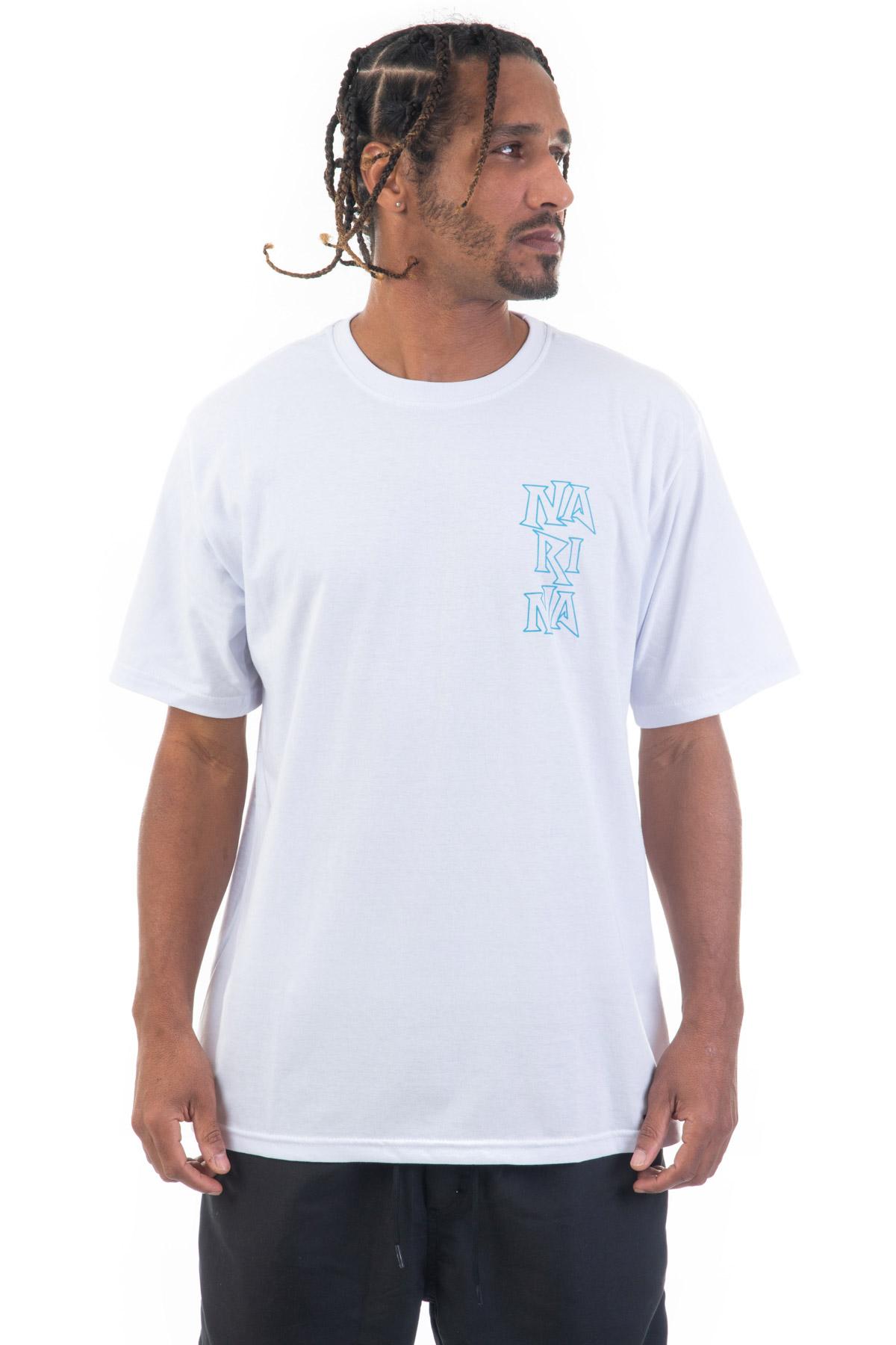 Camiseta Manga Curta Narina Skate Degrade