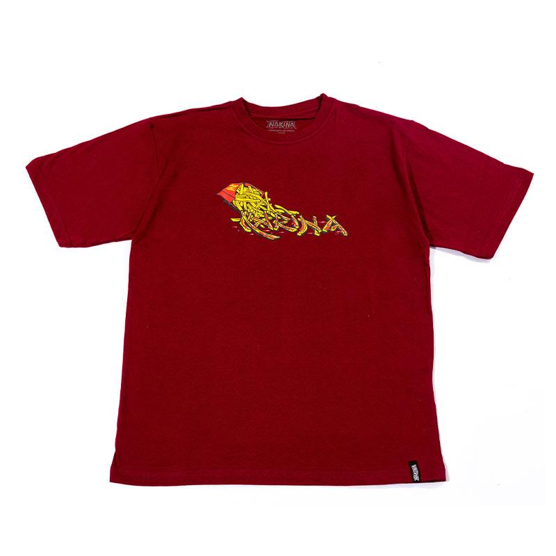 Camiseta Manga Curta Narina Skate Mc