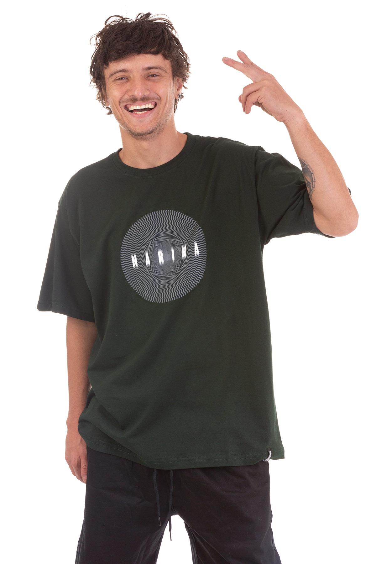 Camiseta Manga Curta Narina Skate Vertigem