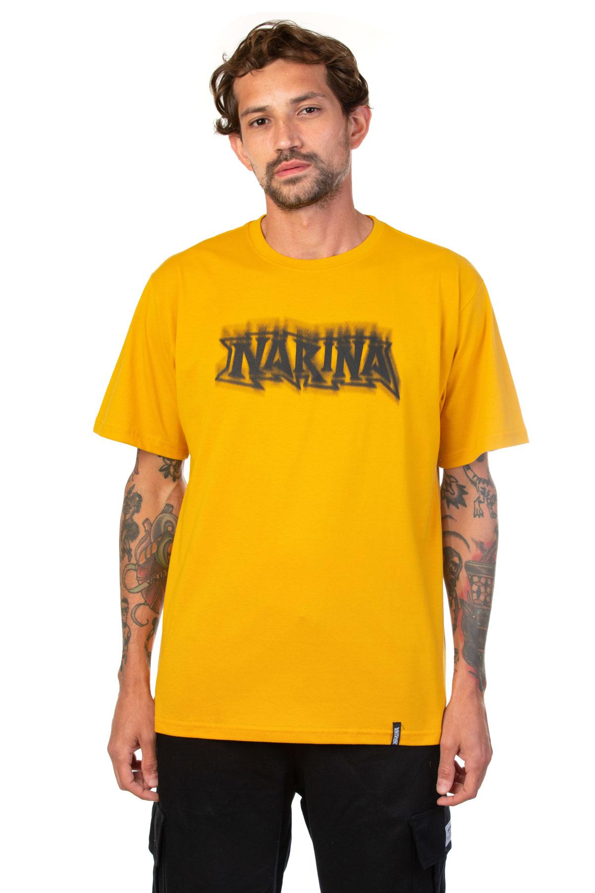 Camiseta Vulto Narina Skate