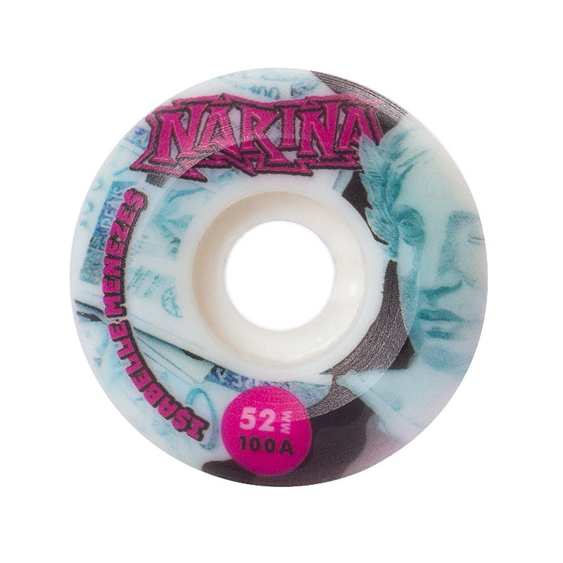 Roda Narina 52mm Isabelly