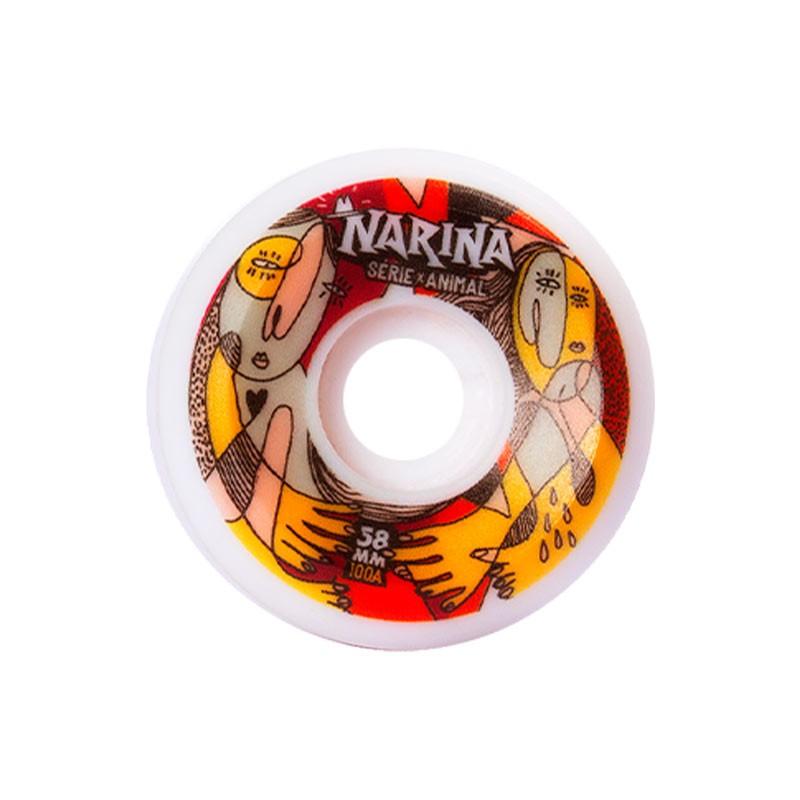 Roda Narina 58mm