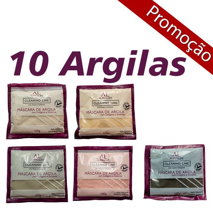 10 Argilas