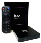 BTV E9 Express Ultra HD