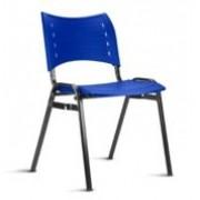 Cadeira ISO Oblongo com encaixe de longarina