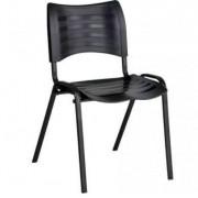 Cadeira ISO Tubo Palito sem encaixe de longarina