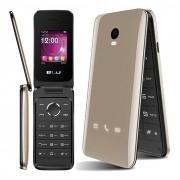 Celular Blu Zoey Flex Z131 Dual SIM Tela 1.8 Câmera VGA Rádio FM