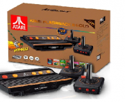 Console Atari Flashback 8 Gold Edition HD Atar