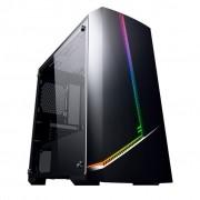 GABINETE GAMER CG11 RGB M-ATX S/FONTE - PIXXO