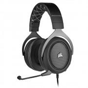 Headset Gamer Corsair HS60 PRO USB/P2, Surround 7.1,Drivers 50mm, Carbono - CA-9011213-NA