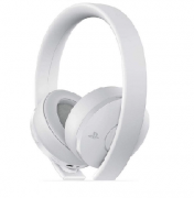 Headset - PlayStation Gold Wireless Headset 7.1 White - PS4