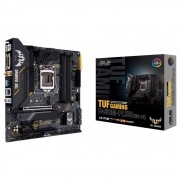 Placa-Mãe Asus TUF Gaming B460M-Plus Intel LGA 1200 mATX DDR4 90MB1450-C1BAY0