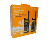 Radio Comunicador Motorola T400mc 56km Areia Livre