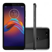 Smartphone Motorola Moto E6 Play, 32GB, 13MP, Tela 5.5´