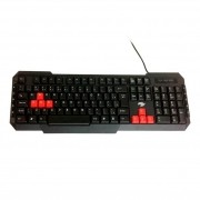 Teclado Gamer G-fire Kmg29 Multimidia Usb - Lettech